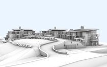 plans and elevations rendered