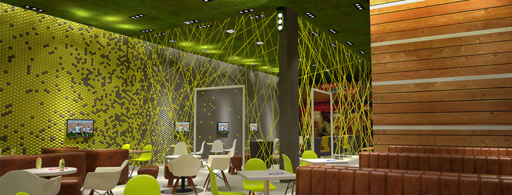 Interior Rendering:3D Interior Design, 3D Architectural Modeling Services  China ARCH EAST